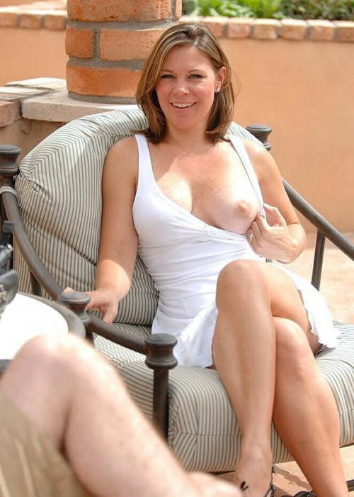 BOOBS-OUT-ARE-COOL — publiclyindecent: ...; Amateur