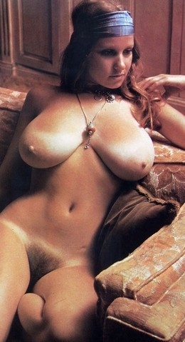; Babe Big Tits Brunette Hairy Pussy Vintage
