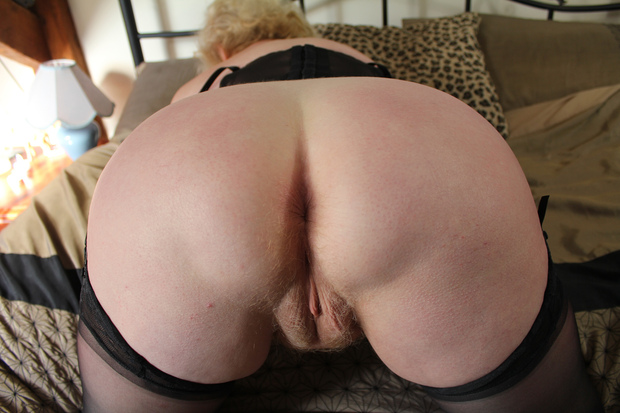 Amateur big ass mature