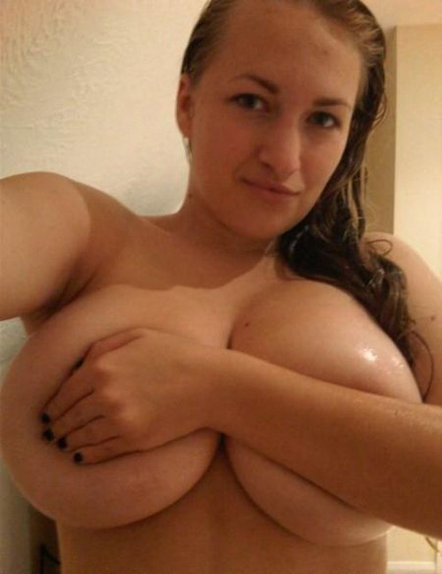 Look like big boobs amateurs