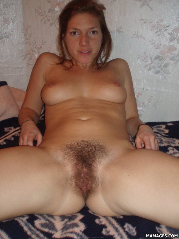 woman Hairy sex