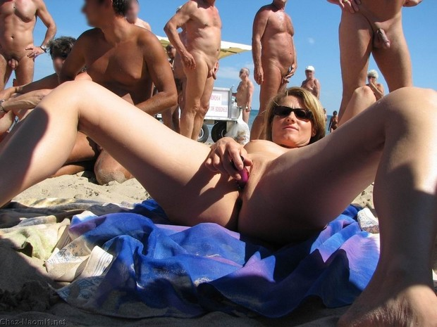 ххх фото пляж