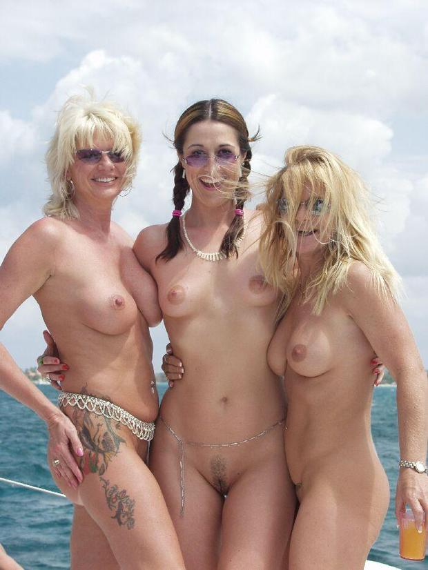 Nude mifls