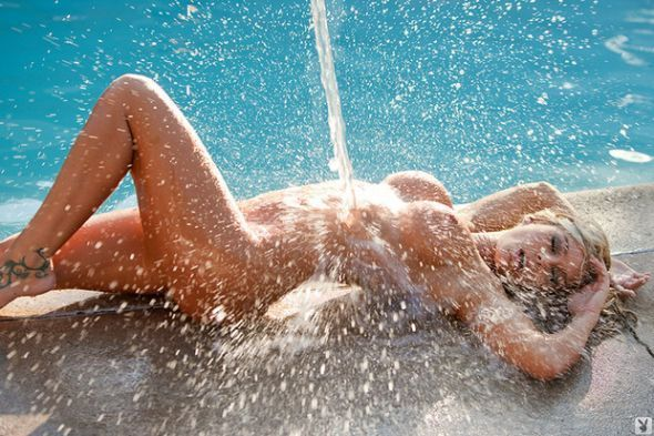 Victoria Nicole; Babe Blonde Hot