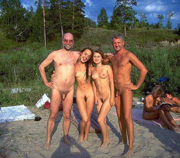 Фото пляж семья порно 824 фотография