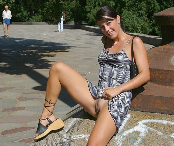 Nude Public Pics Outdoor Nudity Amateur