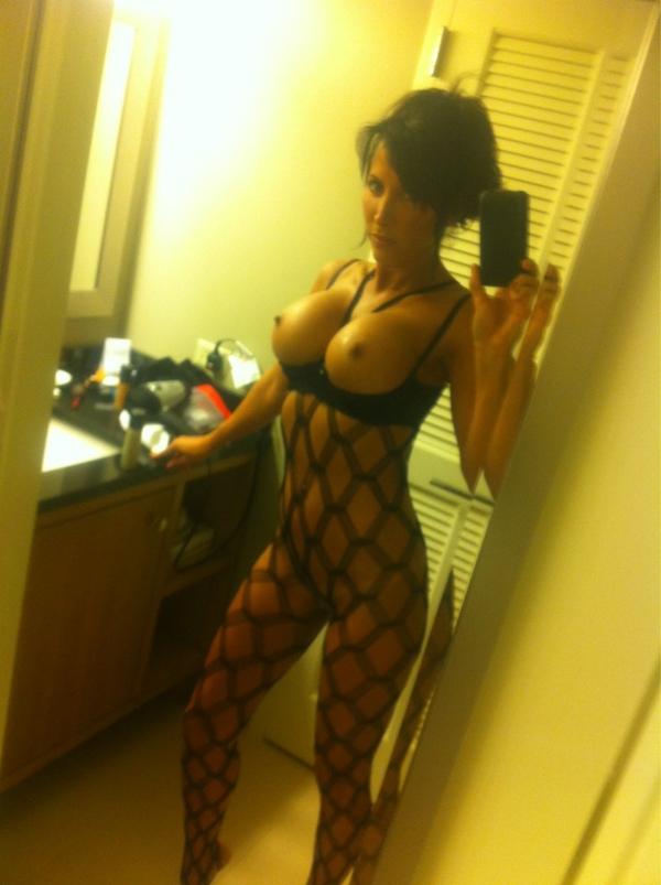 ...; Amateur Babe Big Tits MILF Lingerie