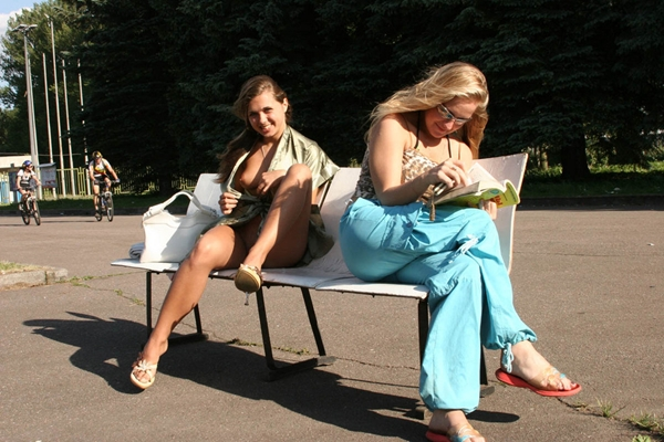 Boobs on Public - Natural And Naked Outdoors Pics; Amateur Public