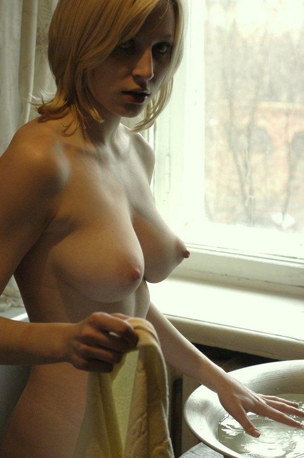 ; Amateur Babe Blonde