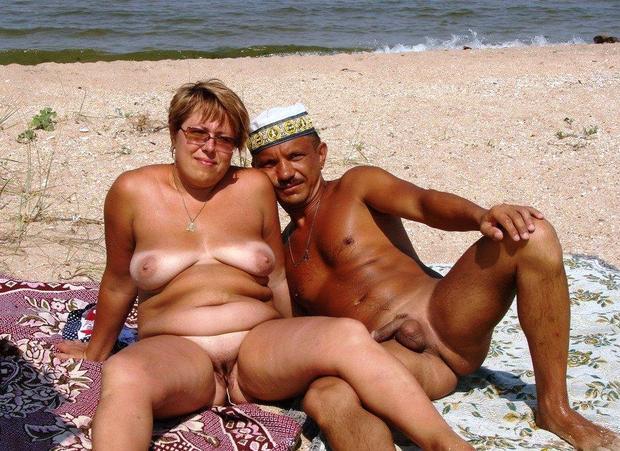 нудисты в возрасте порно