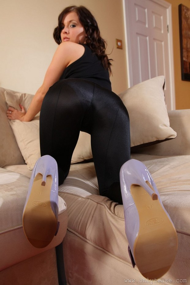 ...; Ass Lingerie Pantyhose