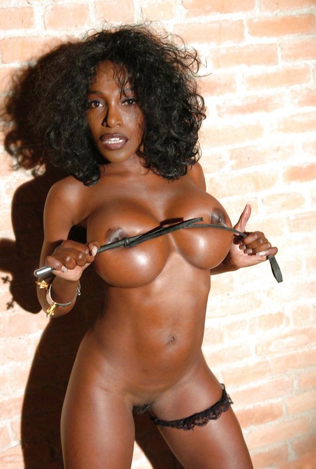 ...; Big Tits Ebony