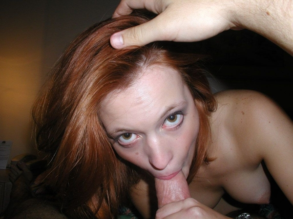 photo Amateur Blowjob Red Head 437984289 Twistys   Naked Redhead Amateur Teen at AmateurIndex.com
