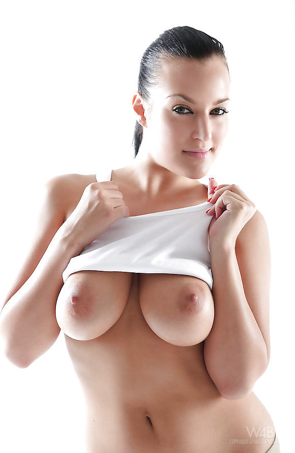 ...; Babe Big Tits Brunette Pornstar