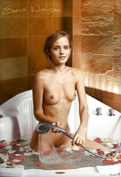 эмма уотсон новые фото голая